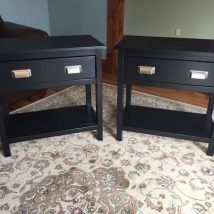 Bedside Table Projects 45 214x214 - DIY up-cycling project: How to make your own bedside tables