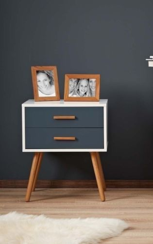 Bedside Table Projects 46 - DIY up-cycling project: How to make your own bedside tables