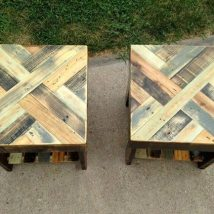 Bedside Table Projects 50 214x214 - DIY up-cycling project: How to make your own bedside tables