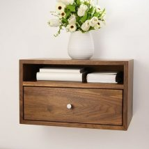 Bedside Table Projects 53 214x214 - DIY up-cycling project: How to make your own bedside tables
