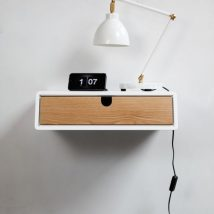 Bedside Table Projects 57 214x214 - DIY up-cycling project: How to make your own bedside tables