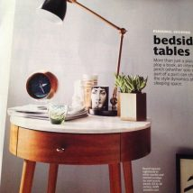 Bedside Table Projects 60 214x214 - DIY up-cycling project: How to make your own bedside tables