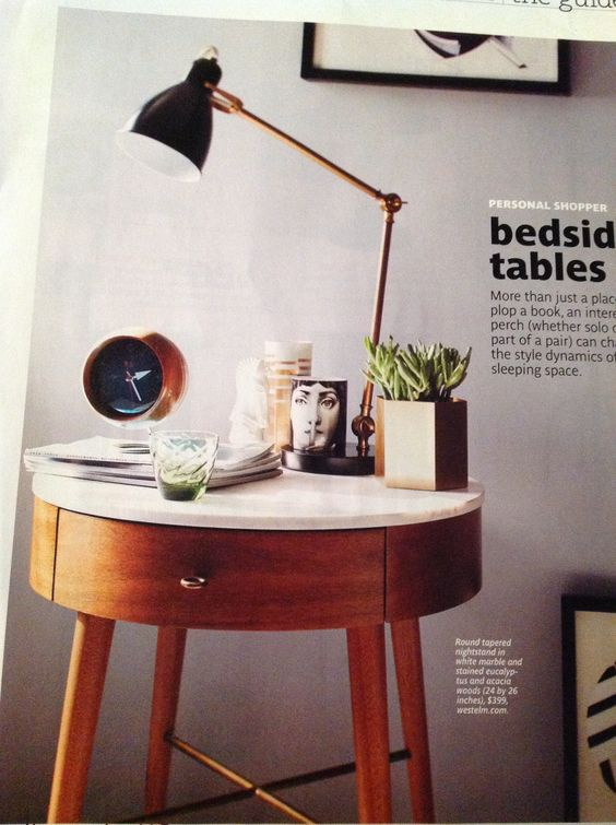 Bedside Table Projects 60 - DIY up-cycling project: How to make your own bedside tables