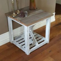 Bedside Table Projects 69 214x214 - DIY up-cycling project: How to make your own bedside tables