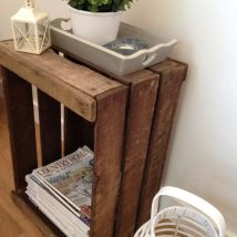 Bedside Table Projects 73 214x214 - DIY up-cycling project: How to make your own bedside tables