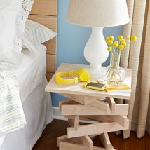 Bedside Table Projects 78 214x214 - DIY up-cycling project: How to make your own bedside tables