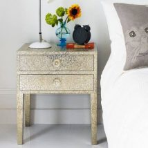 Bedside Table Projects 79 214x214 - DIY up-cycling project: How to make your own bedside tables
