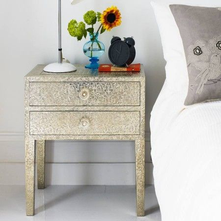 Bedside Table Projects 79 - DIY up-cycling project: How to make your own bedside tables