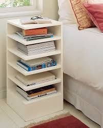 Bedside Table Projects 80 - DIY up-cycling project: How to make your own bedside tables