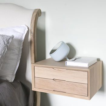 Bedside Table Projects 82 - DIY up-cycling project: How to make your own bedside tables