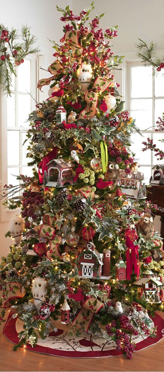 Christmas Tree Projects 15 - Amazing Christmas Tree Projects