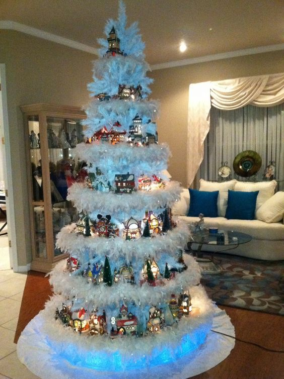Christmas Tree Projects 4 - Amazing Christmas Tree Projects
