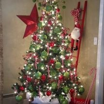 Christmas Tree Projects 41 214x214 - Amazing Christmas Tree Projects