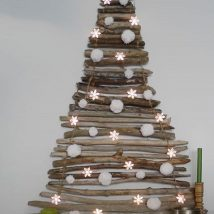 Christmas Tree Projects 52 214x214 - Amazing Christmas Tree Projects