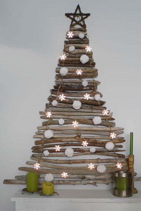 Christmas Tree Projects 52 - Amazing Christmas Tree Projects