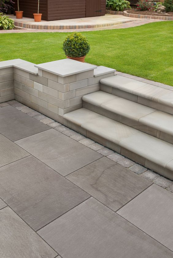 Concrete Steps For Gardens 12 - Concrete Steps For Gardens