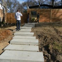 Concrete Steps For Gardens 14 214x214 - Concrete Steps for Gardens