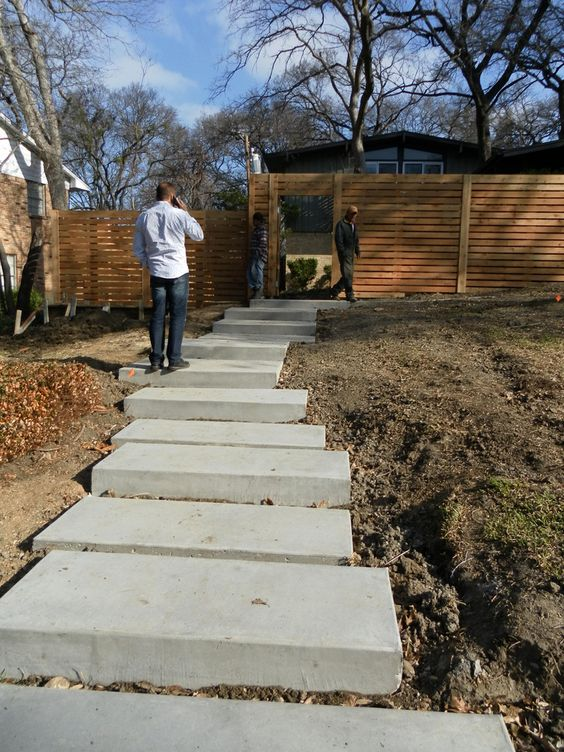 Concrete Steps For Gardens 14 - Concrete Steps For Gardens