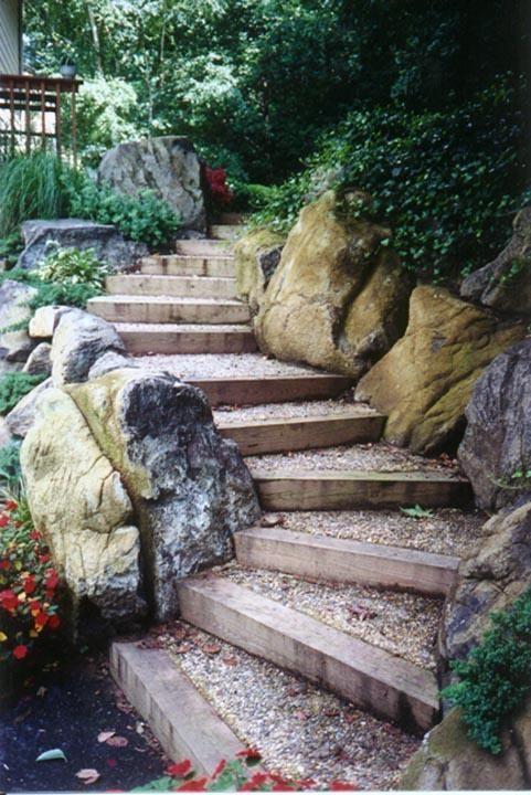 Concrete Steps For Gardens 18 - Concrete Steps For Gardens