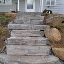 Concrete Steps For Gardens 22 214x214 - Concrete Steps for Gardens
