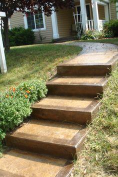 Concrete Steps For Gardens 23 - Concrete Steps For Gardens