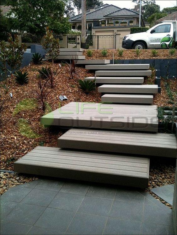 Concrete Steps For Gardens 35 - Concrete Steps For Gardens