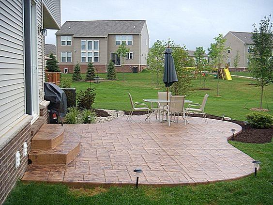 Concrete Steps For Gardens 6 - Concrete Steps For Gardens