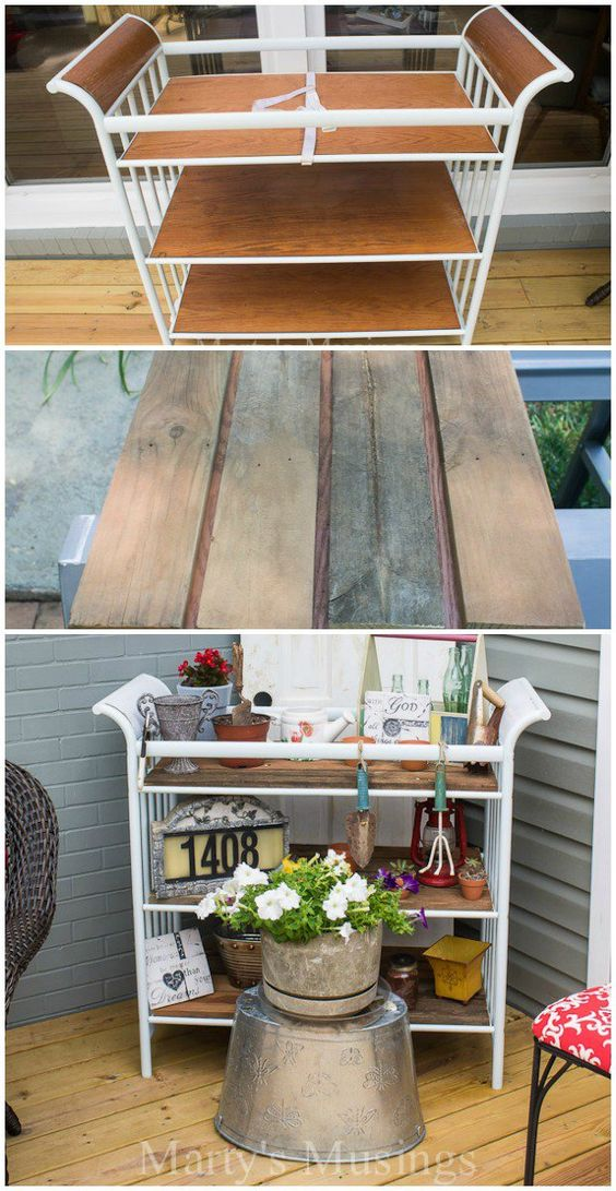 Crazy Repurposed Furniture Ideas 12 - Crazy Repurposed Furniture Ideas