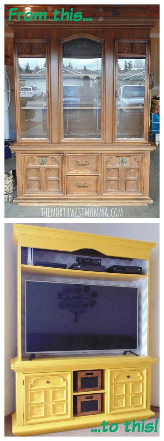 Crazy Repurposed Furniture Ideas 22 - Crazy Repurposed Furniture Ideas