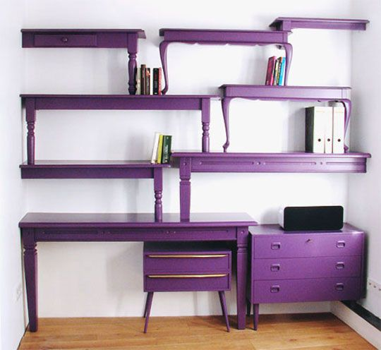 Crazy Repurposed Furniture Ideas 35 - Crazy Repurposed Furniture Ideas