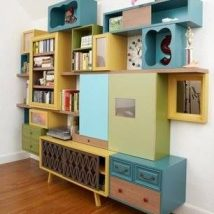 Crazy Repurposed Furniture Ideas 5 214x214 - Crazy Repurposed Furniture Ideas