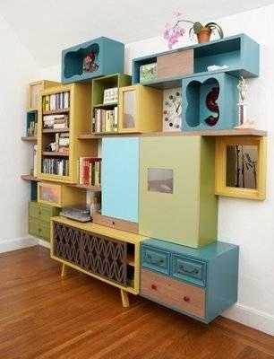 Crazy Repurposed Furniture Ideas 5 - Crazy Repurposed Furniture Ideas