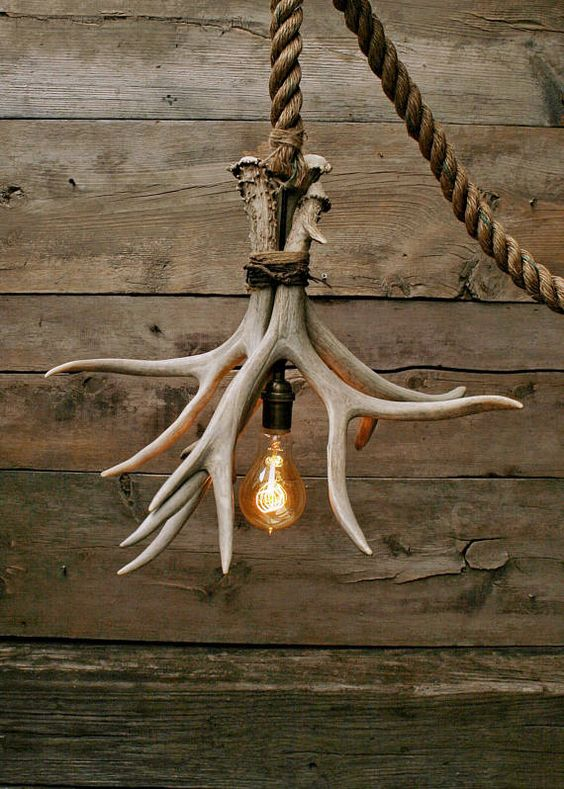 Creative Use Of Antlers 12 - Cool & Creative Use Of Antlers