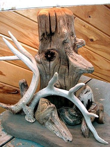Creative Use Of Antlers 16 - Cool & Creative Use Of Antlers
