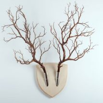 Creative Use Of Antlers 21 214x214 - Cool & Creative Use of Antlers