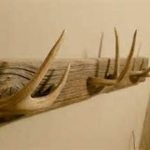 Creative Use Of Antlers 22 214x214 - Cool & Creative Use of Antlers