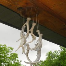 Creative Use Of Antlers 6 214x214 - Cool & Creative Use of Antlers
