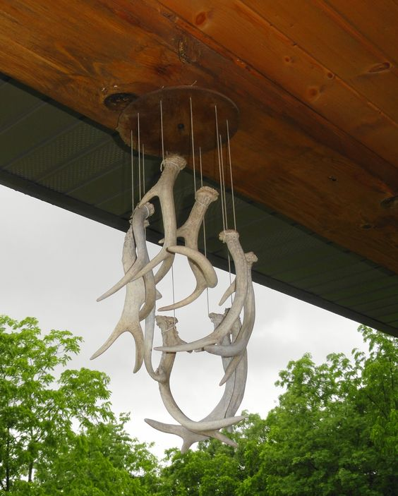 Creative Use Of Antlers 6 - Cool & Creative Use Of Antlers