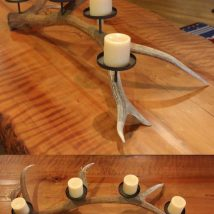 Creative Use Of Antlers 8 214x214 - Cool & Creative Use of Antlers