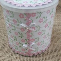 Decoupage Tin Can Planters 2 214x214 - Amazing ideas to Decoupage Tin Can Planters