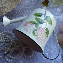 Decoupage Tin Can Planters 4 214x214 - Amazing ideas to Decoupage Tin Can Planters