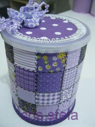Decoupage Tin Can Planters 46 - Amazing Ideas To Decoupage Tin Can Planters