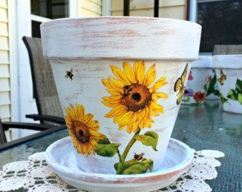 Decoupage Tin Can Planters 7 - Amazing Ideas To Decoupage Tin Can Planters