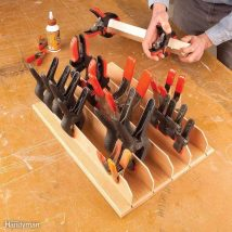 Diy Backyard Organizers 1 214x214 - More than 40 DIY Ways To Organize Your Backyard