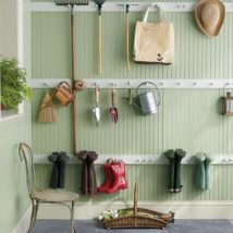 Diy Backyard Organizers 10 214x214 - More than 40 DIY Ways To Organize Your Backyard