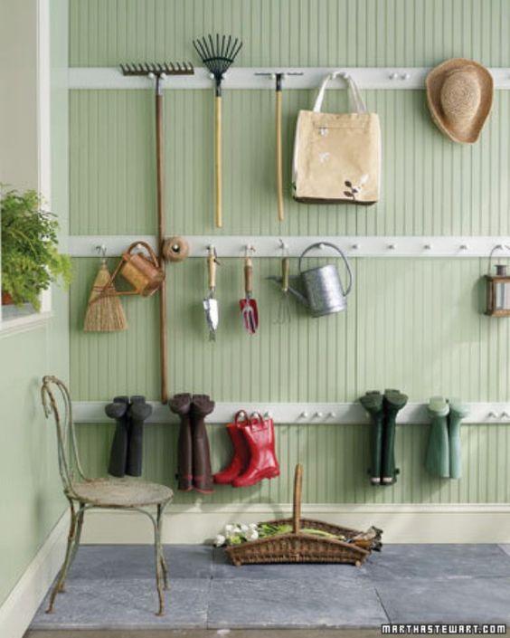 Diy Backyard Organizers 10 - More Than 40 DIY Ways To Organize Your Backyard