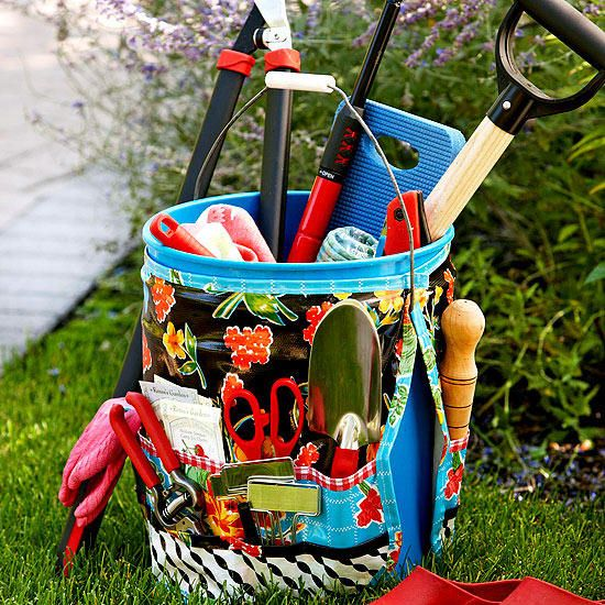 Diy Backyard Organizers 12 - More Than 40 DIY Ways To Organize Your Backyard