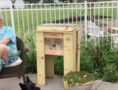 Diy Backyard Organizers 13 - More Than 40 DIY Ways To Organize Your Backyard