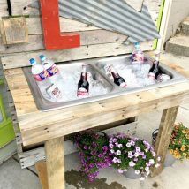 Diy Backyard Organizers 15 214x214 - More than 40 DIY Ways To Organize Your Backyard