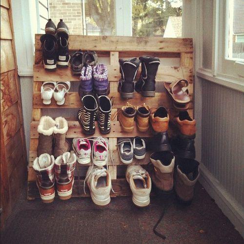 Diy Backyard Organizers 17 - More Than 40 DIY Ways To Organize Your Backyard